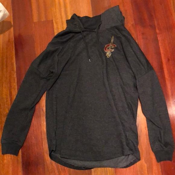 premium selection dbb40 7876b Cleveland cavs sweatshirt